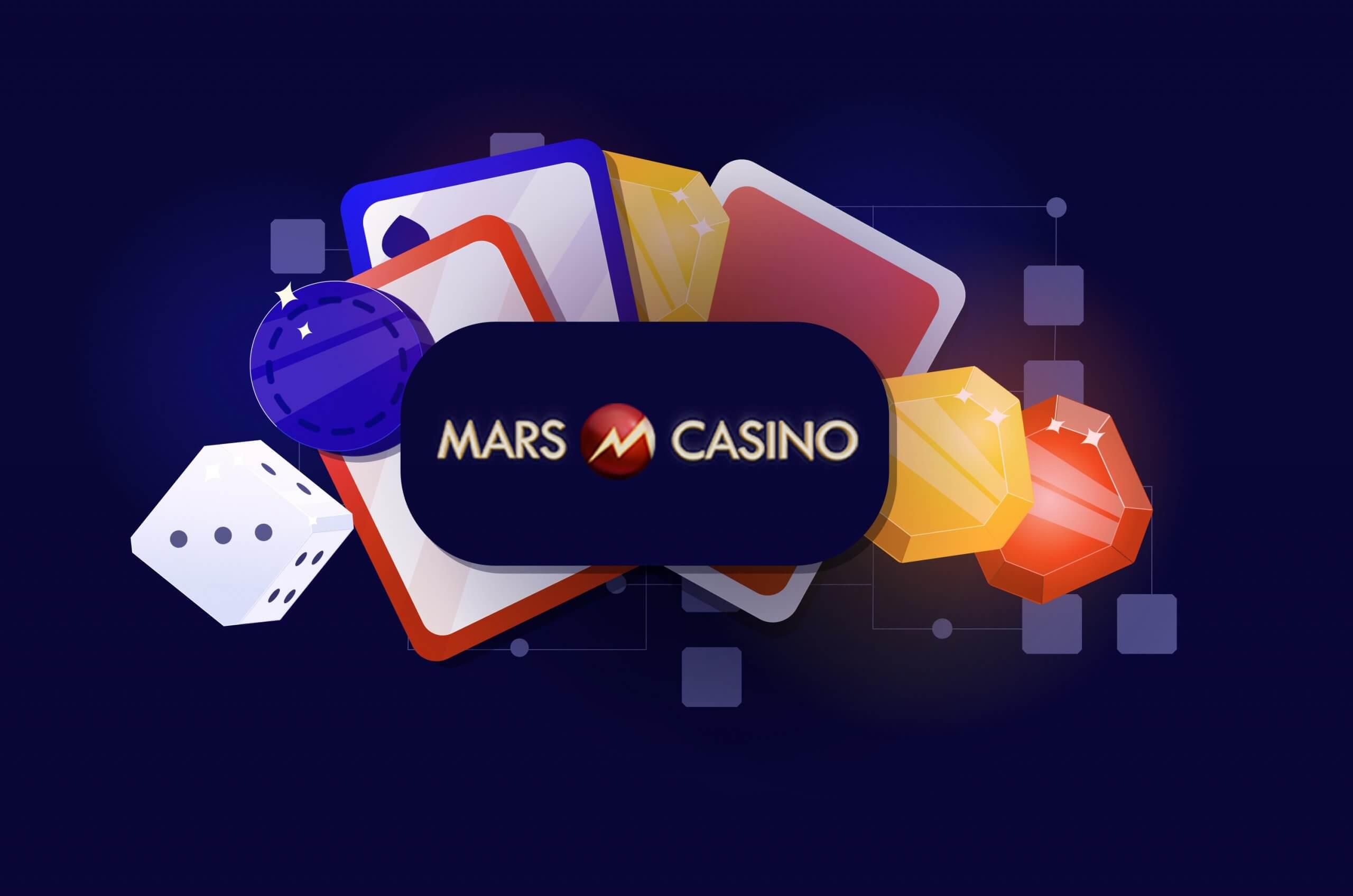 Mars Casino Review – Provably.com
